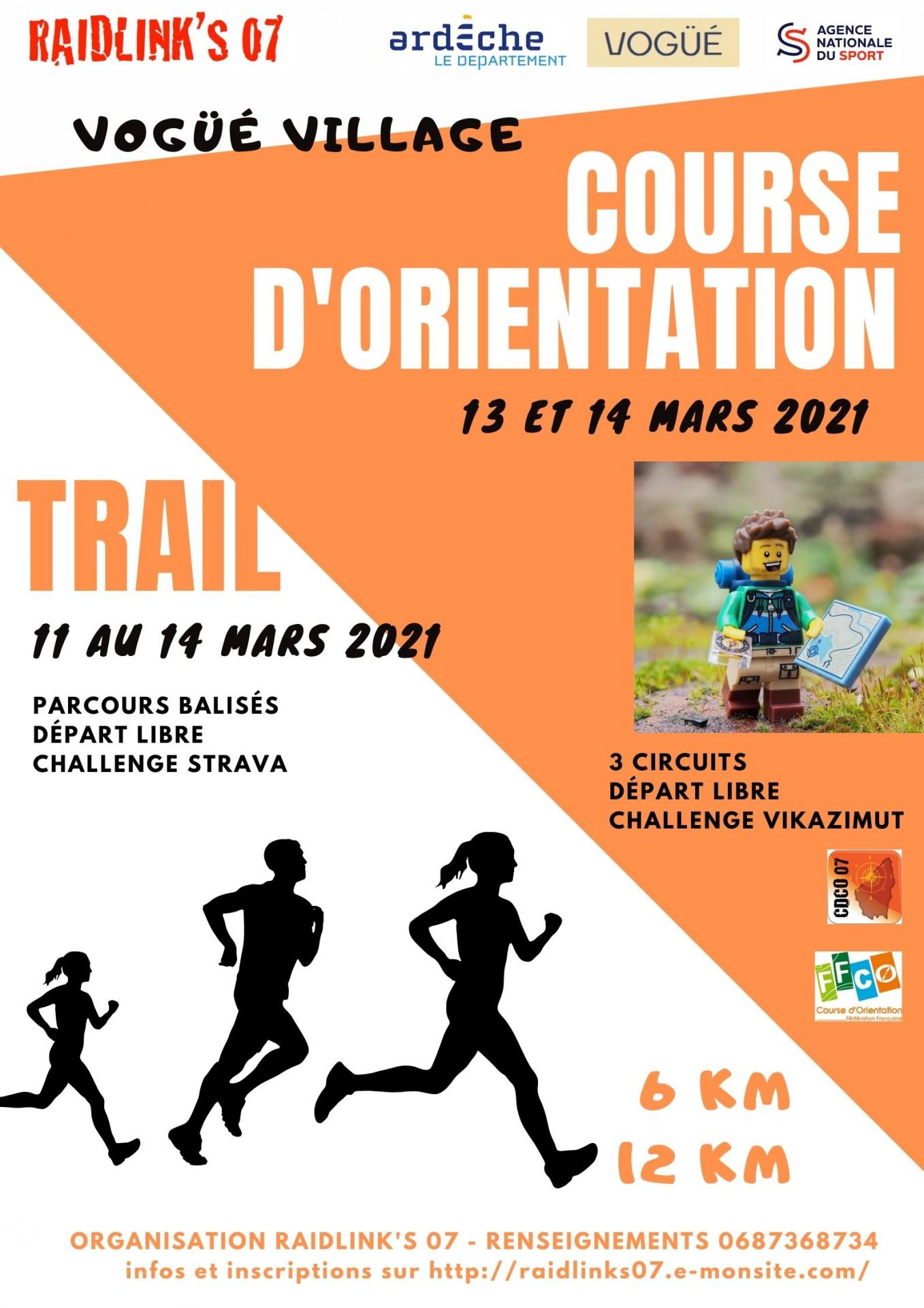 Affiche we trail co